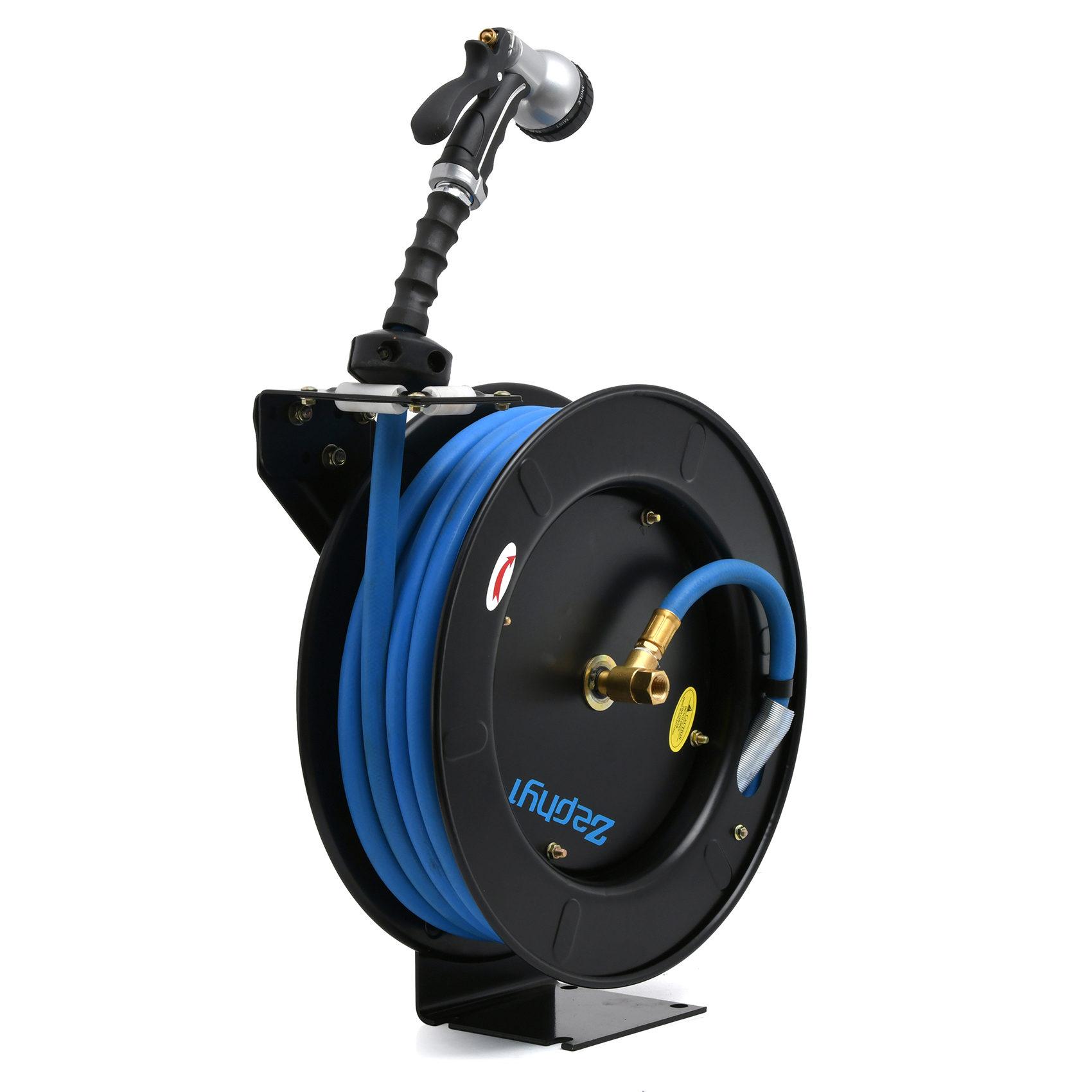 Auto Retractable Water Hose Reel
